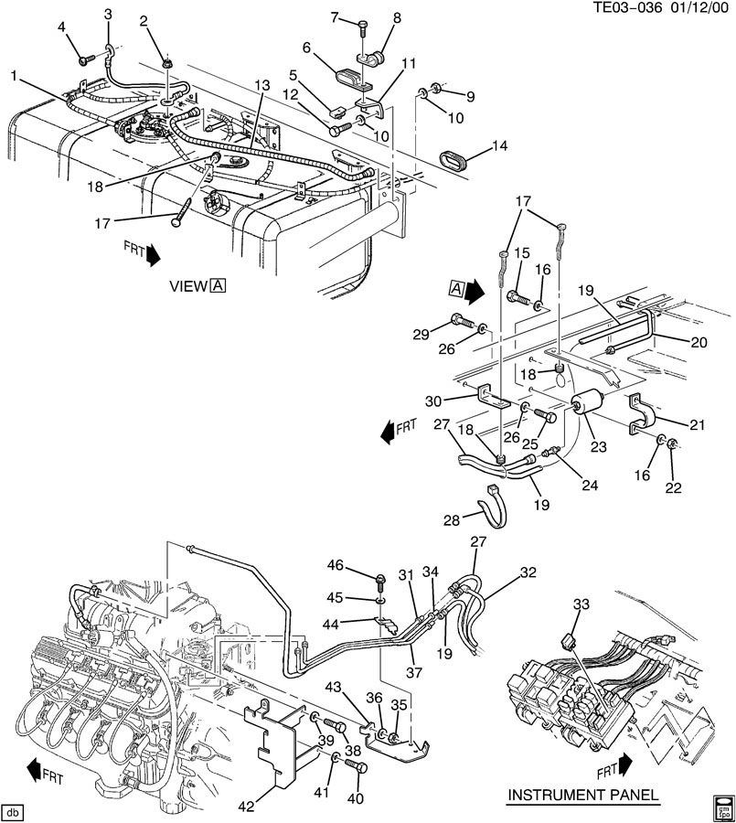 25171792 gmc engine fuel filter filter filter kit. Black Bedroom Furniture Sets. Home Design Ideas