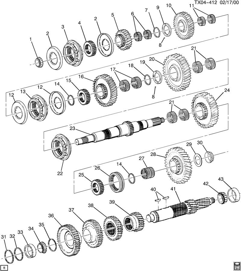 Edl Disable as well 1999 Dodge Dakota Sd Sensor Location moreover Ford F150 F250 Why Does The 4wd Dash Light Stay On 360781 moreover Eaton Fuller 15 Speed Transmission Diagram besides 7 3 Sel Engine Wiring Harness Replacement. on 5 sd manual transmission diagram