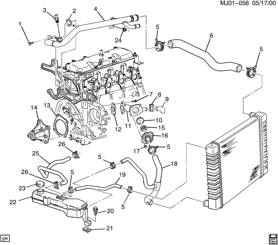 pontiac 2 2l engine pontiac free engine image for user manual