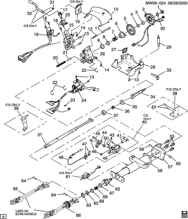 chevy steering wiring diagram gm tilt steering column wiring diagram gm image chevy tilt steering column wiring diagram images chevy