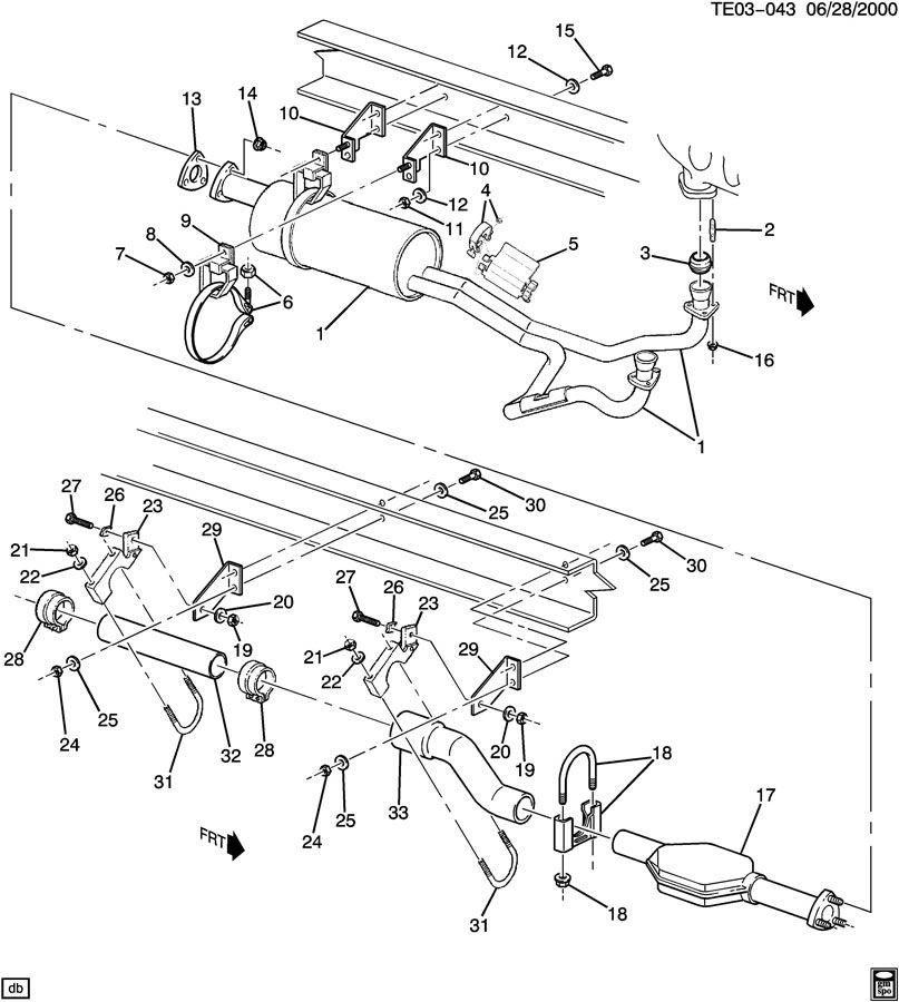 15032922 gm converter catalytic converter converter. Black Bedroom Furniture Sets. Home Design Ideas