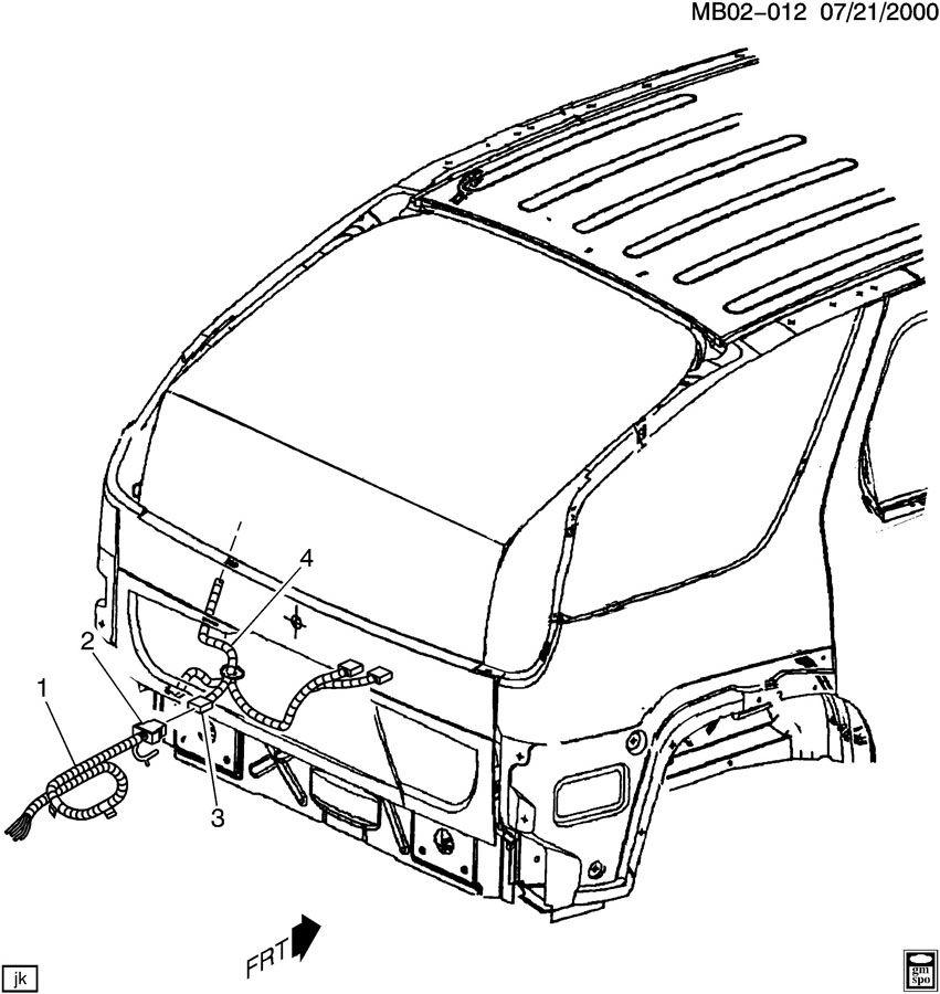 wiring harness  trailer