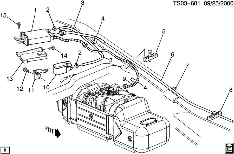 1994 gmc sonoma vacuum diagram within gmc wiring and