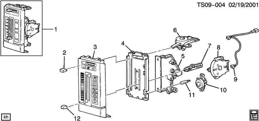 a  c  u0026 heater control asm
