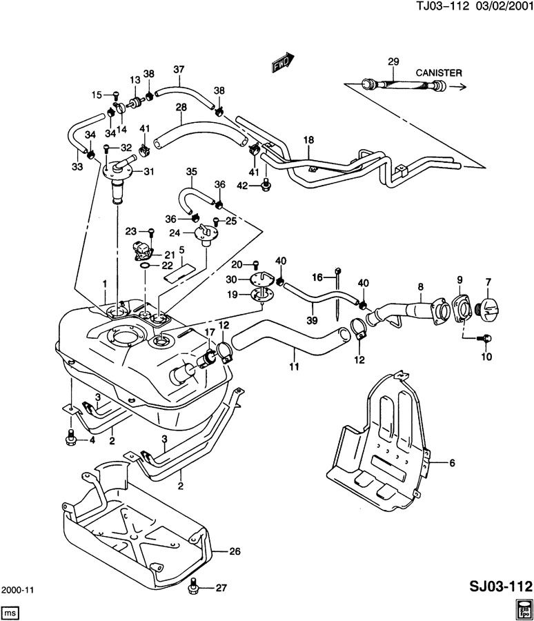 chevy tracker 2 0l engine  chevy  auto wiring diagram