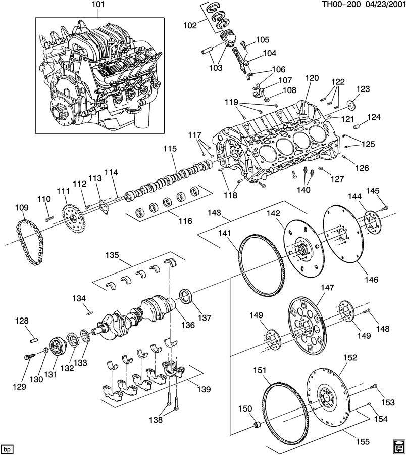 1999 gmc c7500 flywheel engine crankshaft flywheel eng. Black Bedroom Furniture Sets. Home Design Ideas