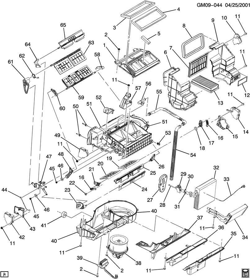 2005 Buick Rendezvous Brake Line Diagram - Seananon Jopower
