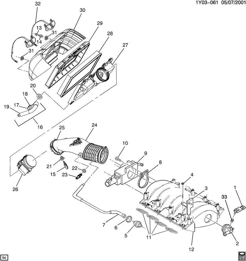identify part number 9 in diagram  valve  - corvetteforum