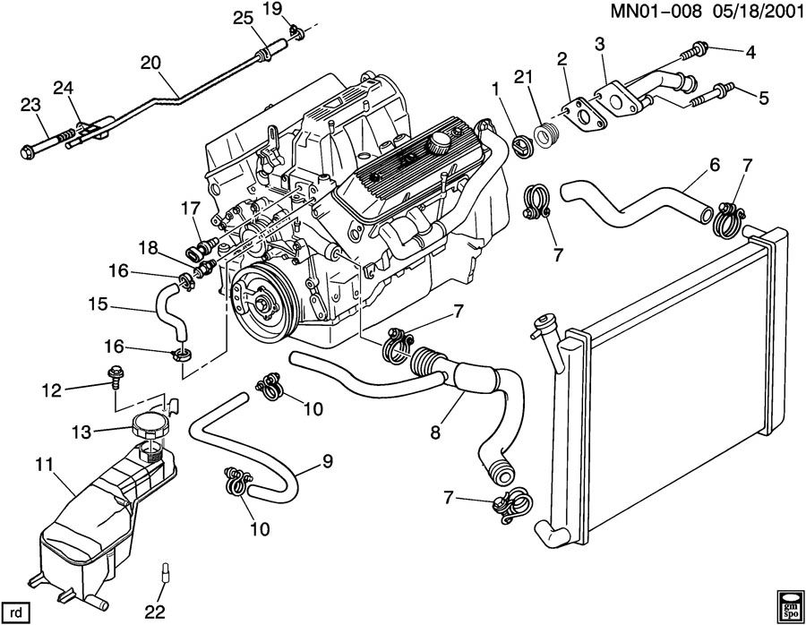 toyota 3 4 v6 engine diagrams thermostat  toyota  free