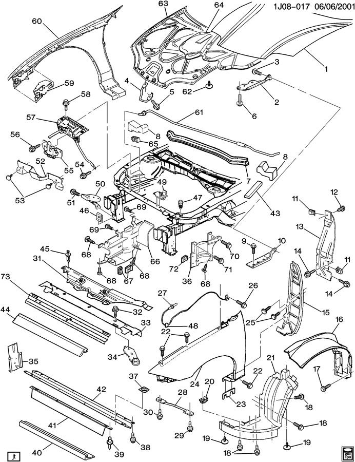 91 Ford Fuse Box additionally 2008 Chevy Silverado Parts Diagram furthermore Chevrolet Cavalier 2001 Chevy Cavalier Heater Core Replacement likewise Chevy Astro Vacuum Hose Diagram in addition 2001 Tracker 2 0 Engine Diagram Html. on geo tracker coolant hose diagram
