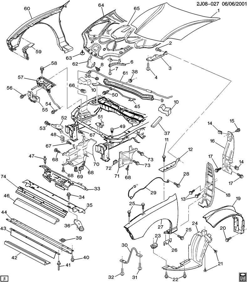 fuse box wiring diagram 1998 cavalier fuse discover your wiring 2000 pontiac sunfire subframe diagram