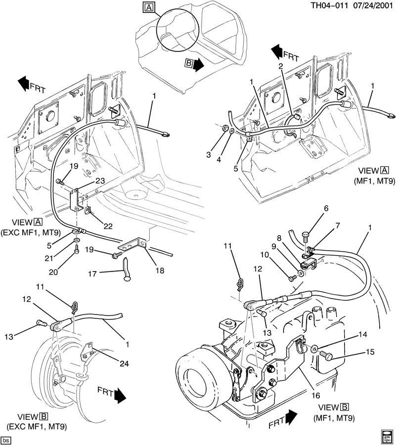 Ford 4000 Parking Brake : Parking brakelinkage 第 页 点力图库