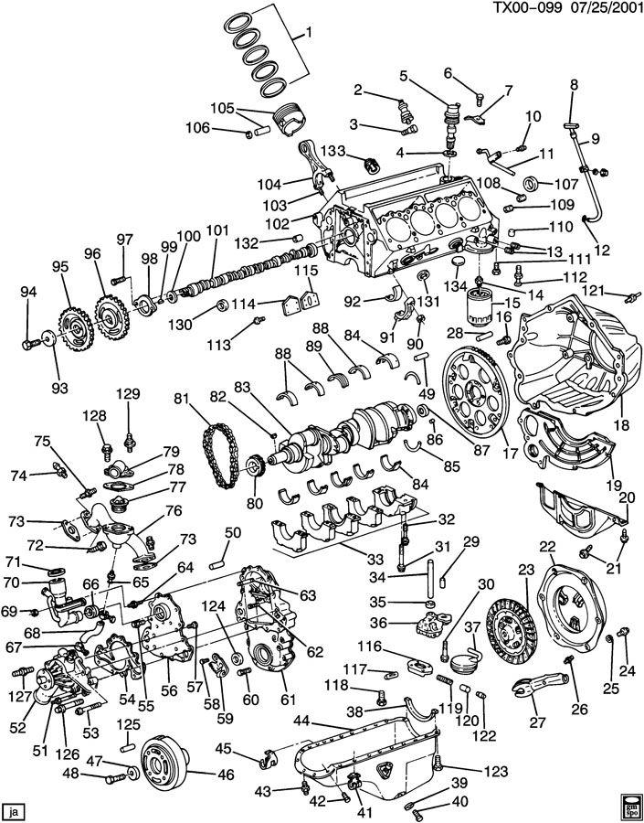 Chevrolet C3500 Housing  Engine Coolant Thermostat