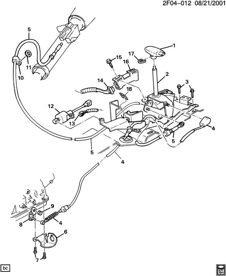 shift control  automatic transmission