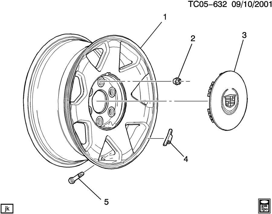 2002 chevrolet silverado wheels  u0026 hub caps