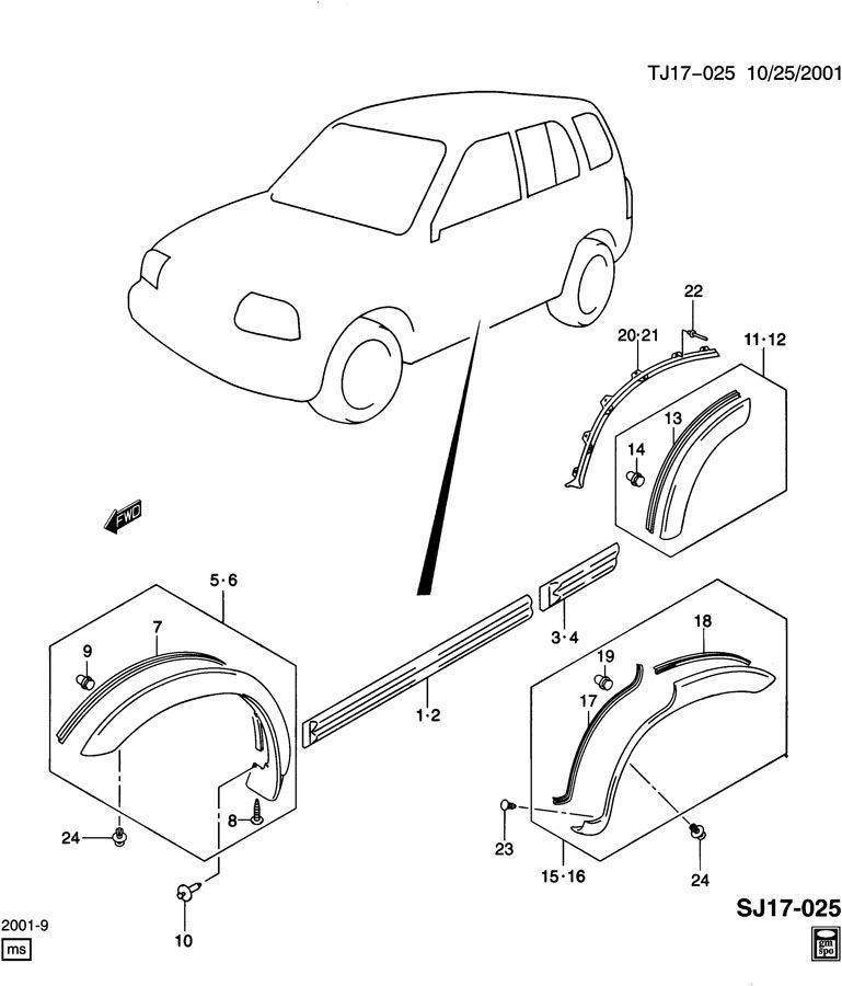 Ford Lynx Wiring Diagram