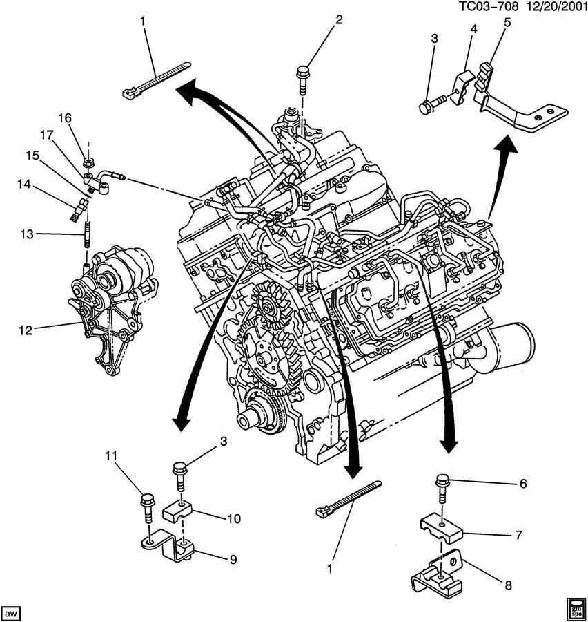 Duramax Fuel System Diagram Of 04  Fuel System Diagram For