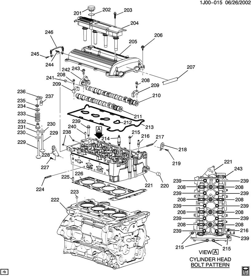 2003 chevy cavalier parts diagram with Timing Chain Replacement 2 4 Ecotec on 1839079 Fan Wiring Questions likewise 1 4l Ecotec Engine Valve Cover besides 2002 Escalade Brake Line Diagram as well Assembly Chevy Tahoe Parts List moreover ShowAssembly.