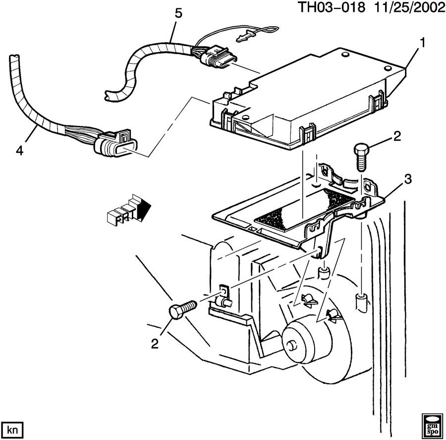 control module  u0026 related parts