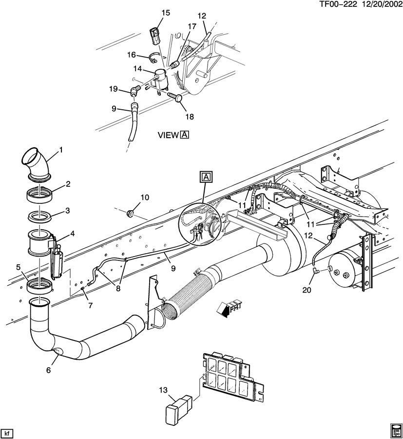 Isuzu Exhaust Brake Wiring Diagram