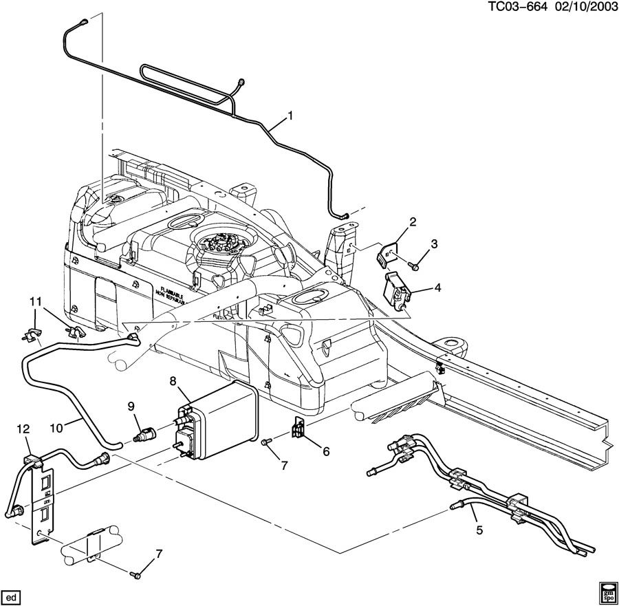 29 Silverado Evap System Diagram