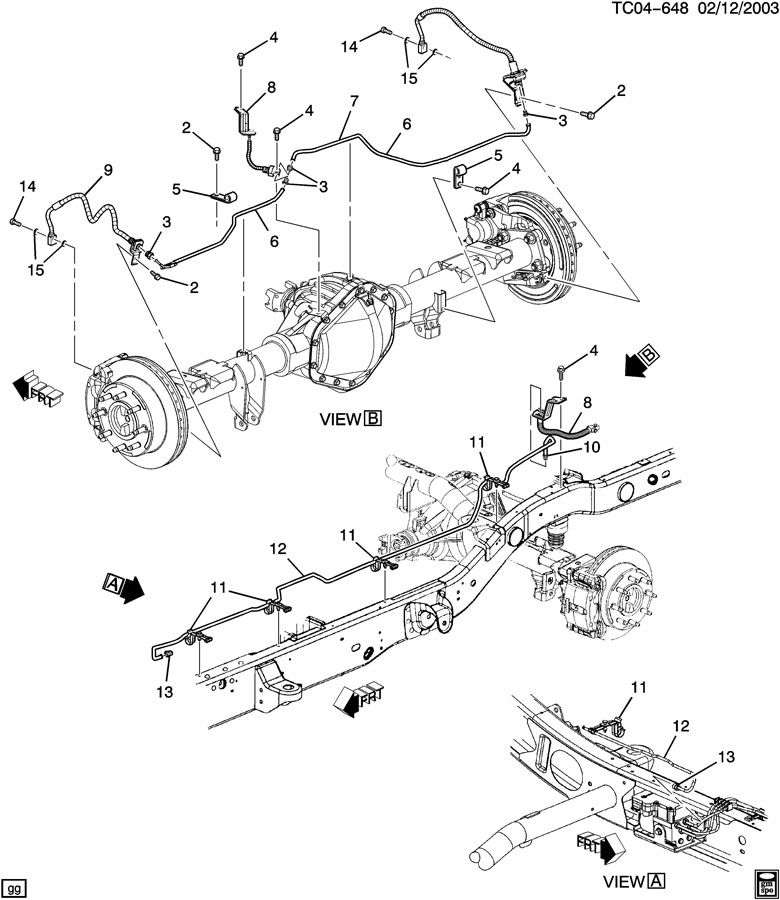 2001 Gmc Yukon Front Suspension Diagram on 2005 Gmc Denali Wiring Diagram
