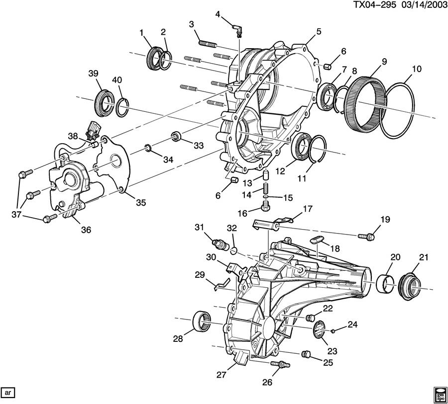05 ENGINE Camshaft Position Sensor Replacement furthermore Ignition Control Module Diagram For Chevy S10 2 besides 4oyk4 Olds Wiring Diagram Electric Fuel Pump Connector Fuel Tank moreover Gm Reduced Engine Power Message furthermore File 06 08 GMC Envoy. on 2004 oldsmobile bravada problems