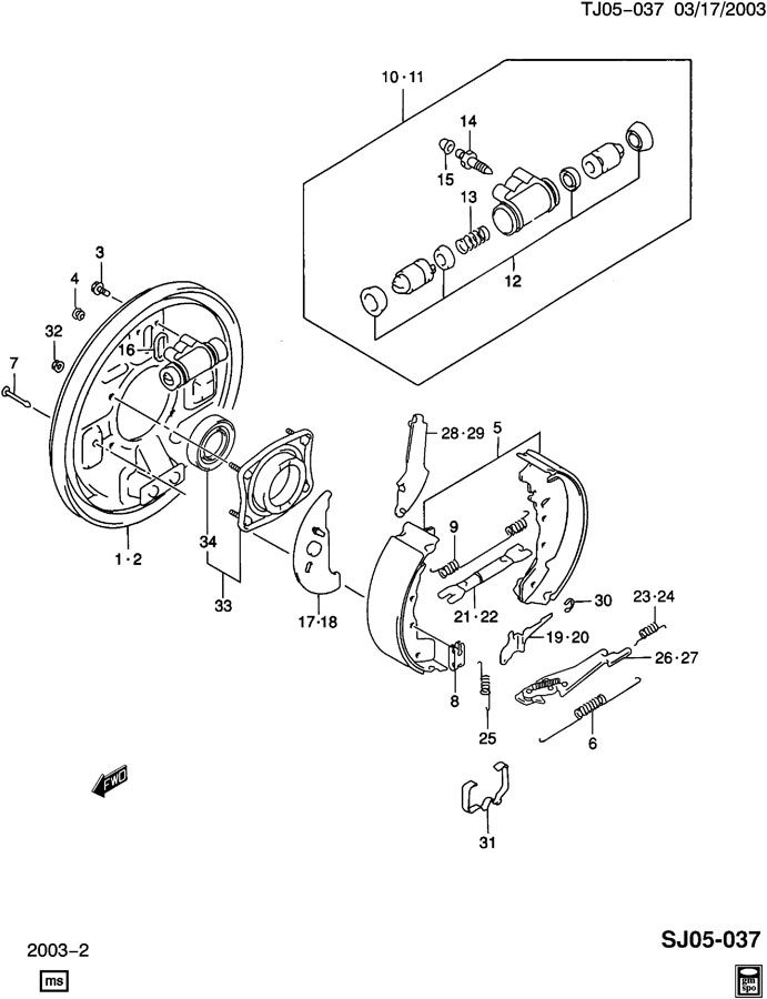 Showthread moreover Identifying Brake Part 05 Burban 71032 likewise RepairGuideContent together with T9161183 Remove rear brake drums likewise 2loiy 1993 Chevy Pickup Not Getting Power Fuel Pump. on 2002 chevy tracker brake line diagram
