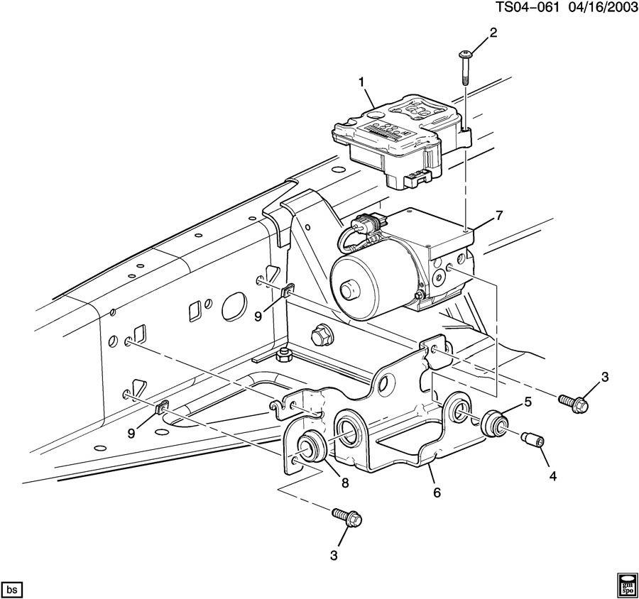 trailblazer ss performance parts