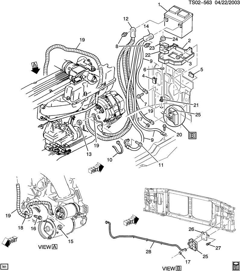 Chevrolet S10 Bolt  Battery Hold Down  Bolt  Bat Holdn Ret