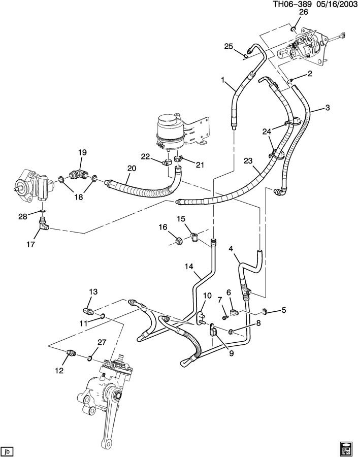 chevrolet brake parts diagram