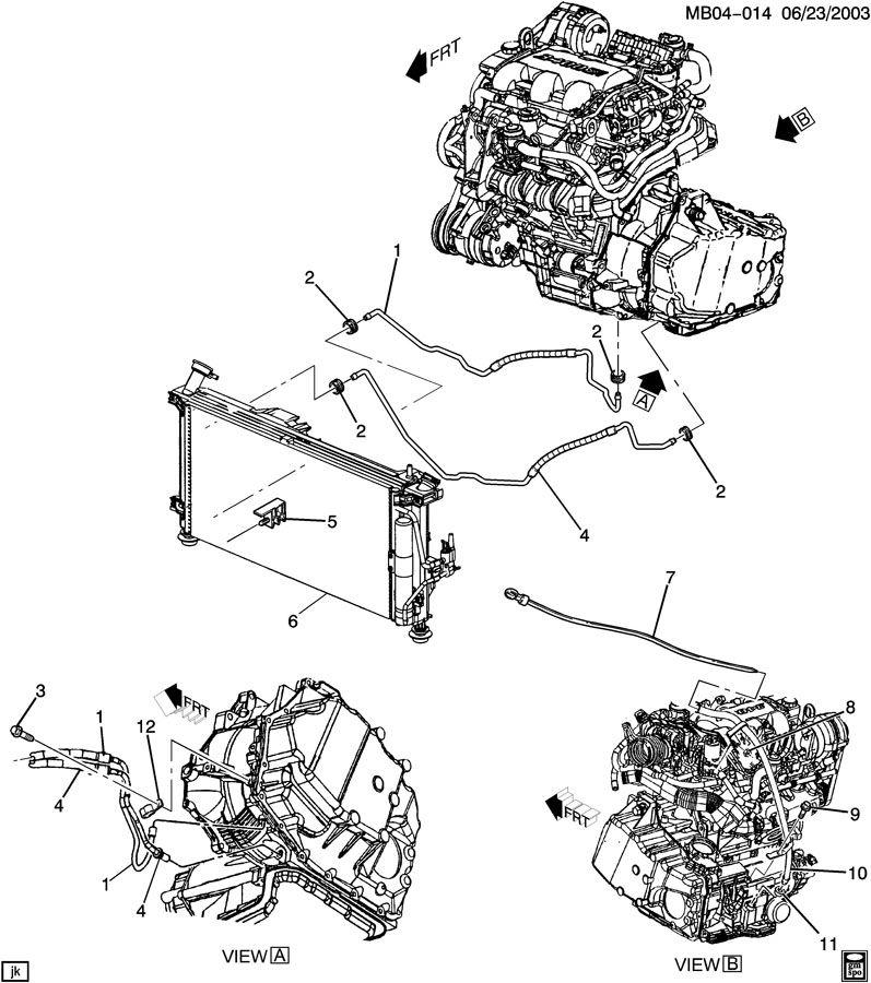 transmission fluid saturn transaxle diagram