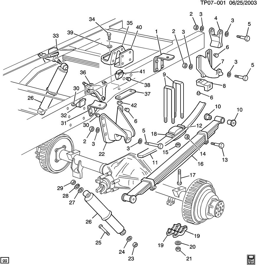 P30 Chassis Brakes Wiring Diagram And Fuse Box