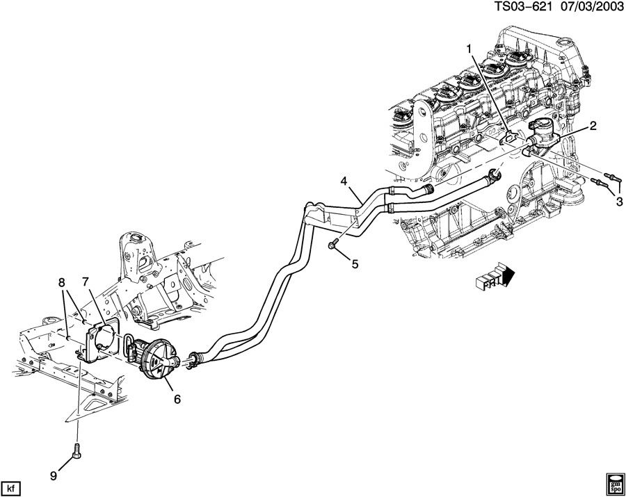 st155 a i r  pump  u0026 related parts