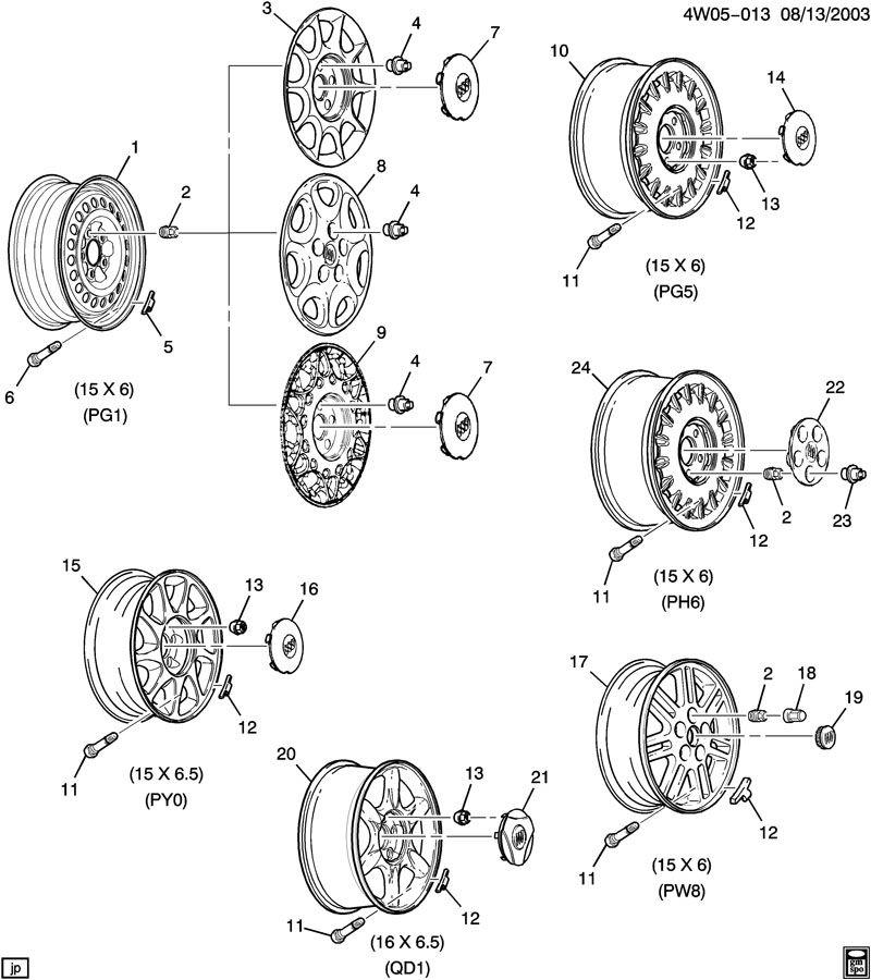 wheels  u0026 wheel covers