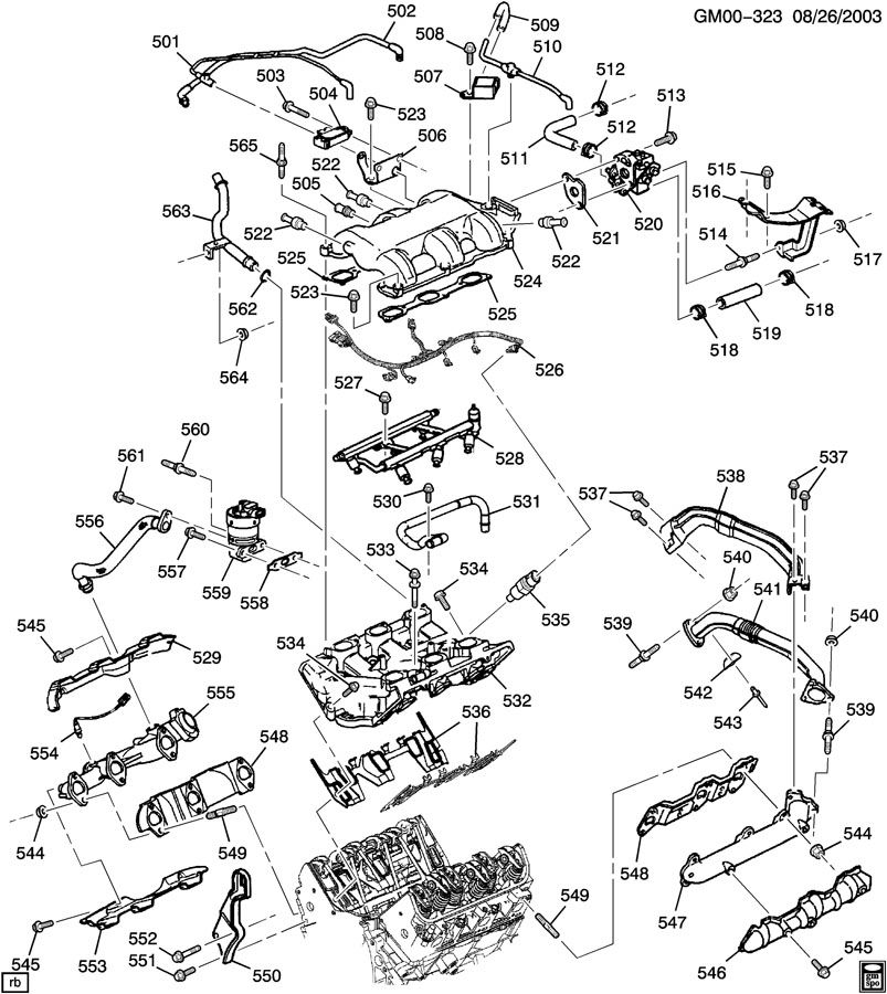 2000 Chevrolet Venture Wiring Diagram