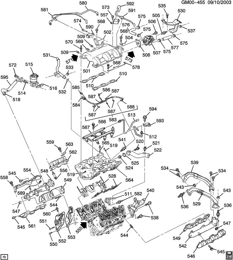 Pontic Dohc V6 Engine Diagram 3400