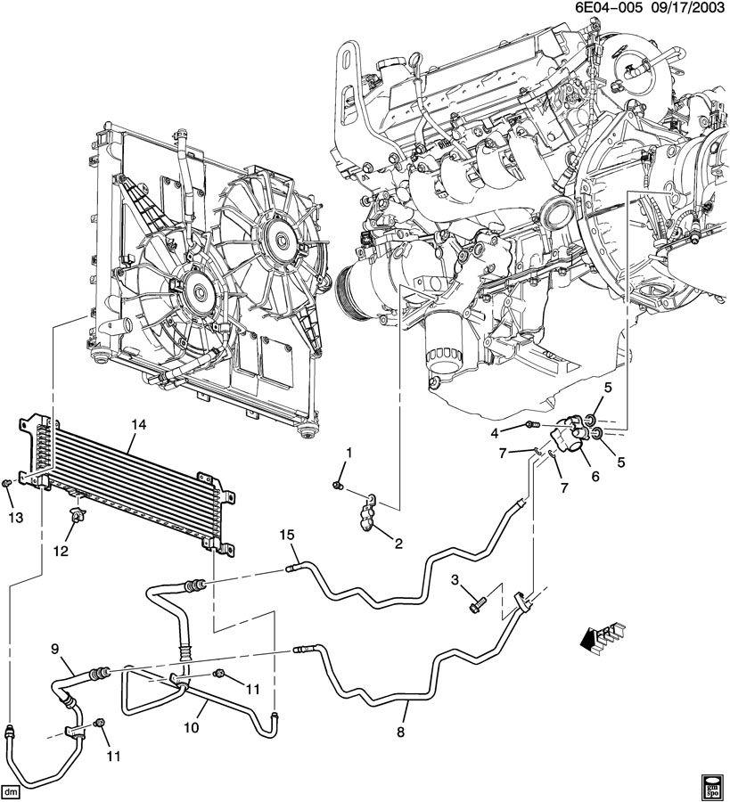 automatic transmission oil cooler pipes. Black Bedroom Furniture Sets. Home Design Ideas