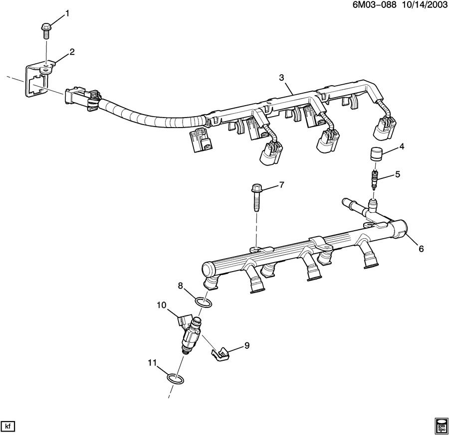 2004 cadillac srx transmission diagram