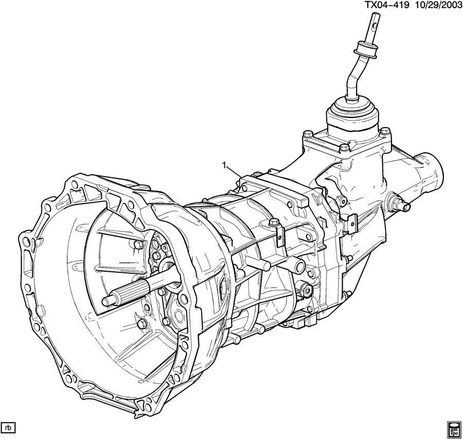 2005 Gmc Canyon Engine Diagram