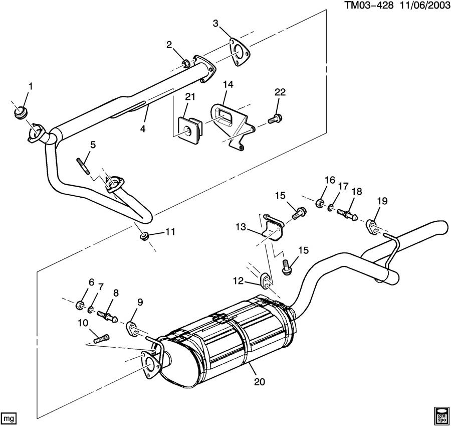 Showassembly on 1999 Gmc Safari Parts Gm Online