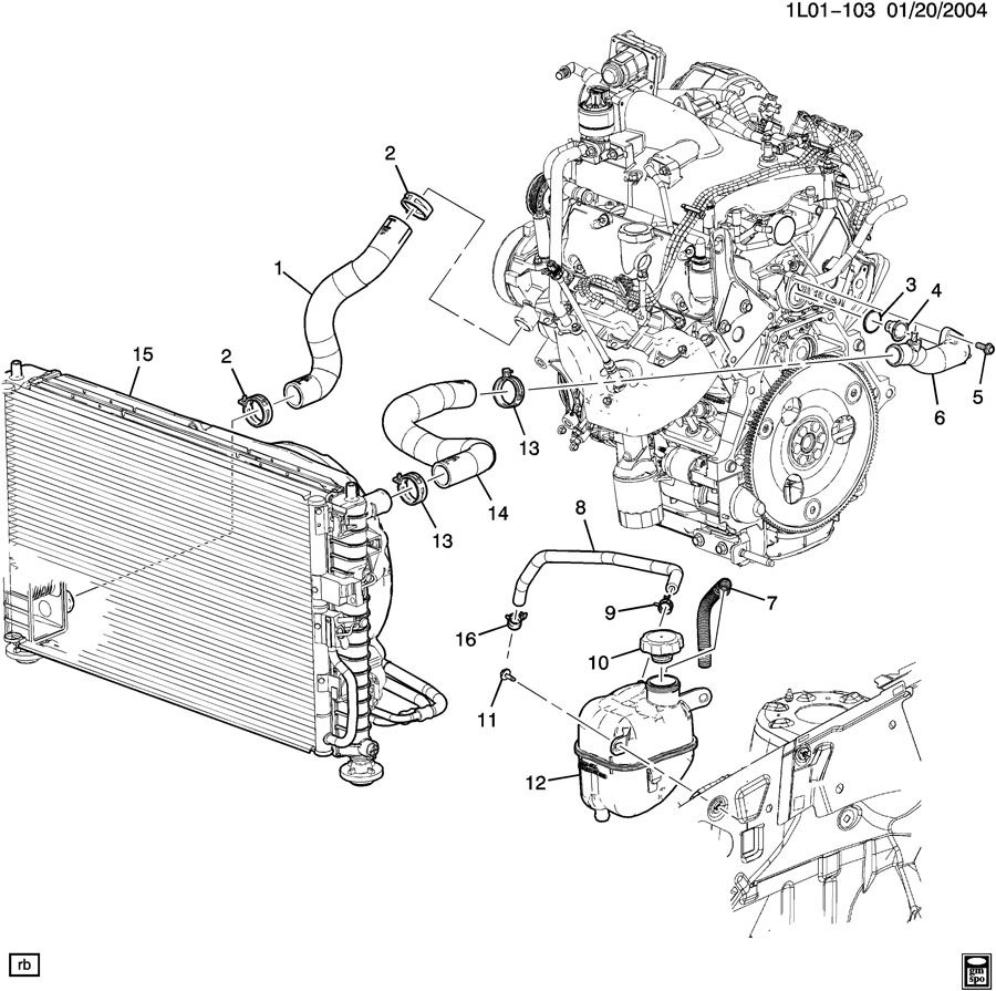 2008 acura mdx engine diagram