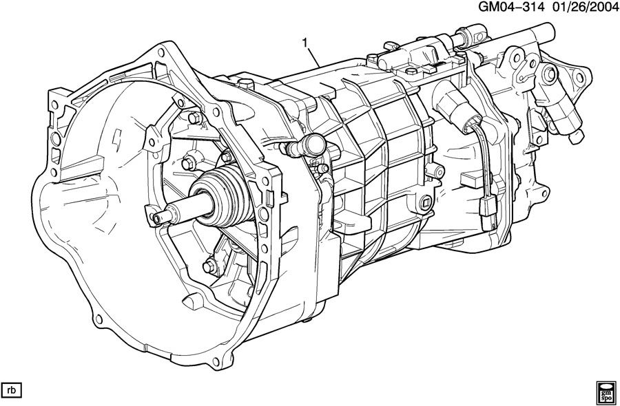cadillac 5 speed manual transmission