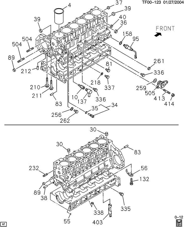 GMC T8500 Wiring Diagram Engine And