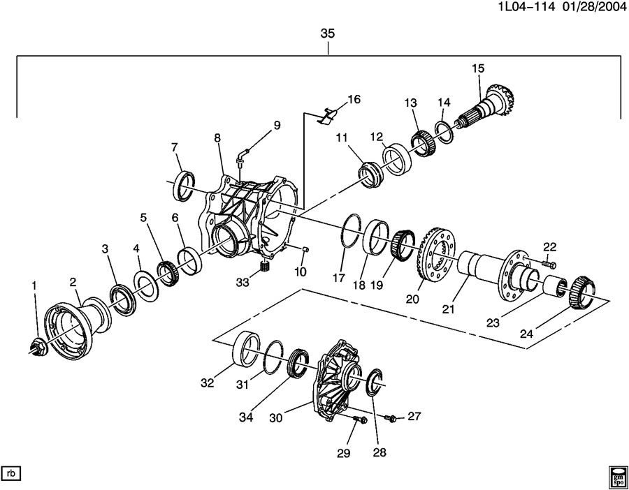 Chevy Equinox Fuse Box Diagram