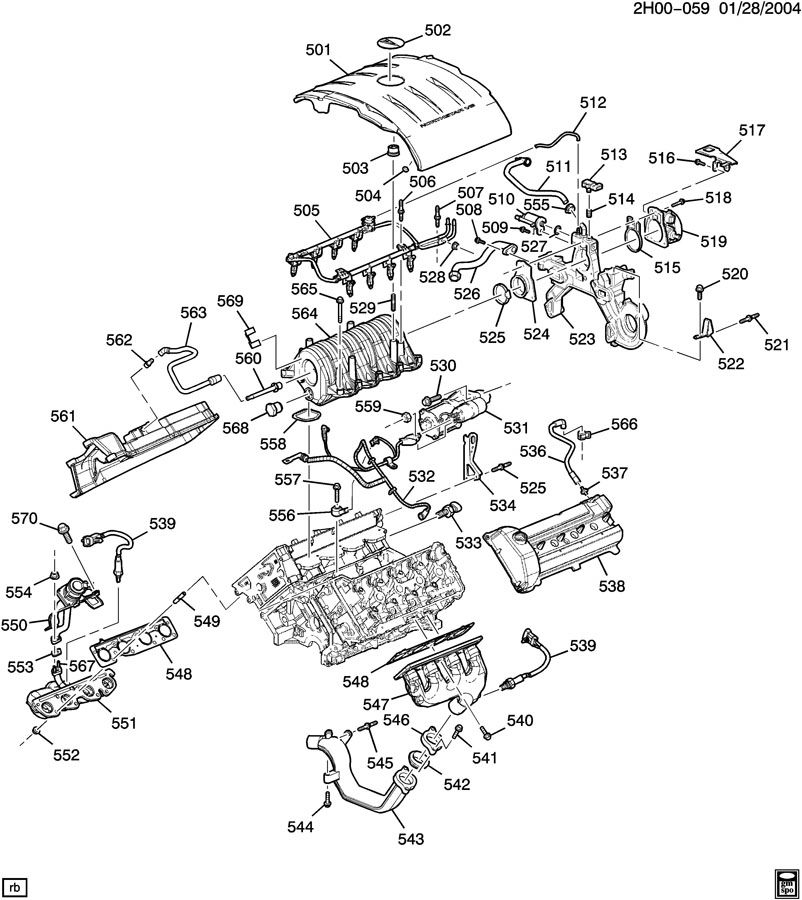 1999 cadillac sts engine wiring diagram