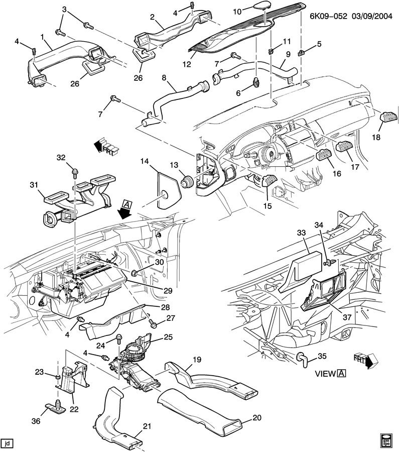 2002 Cadillac Dhs Engine Diagram