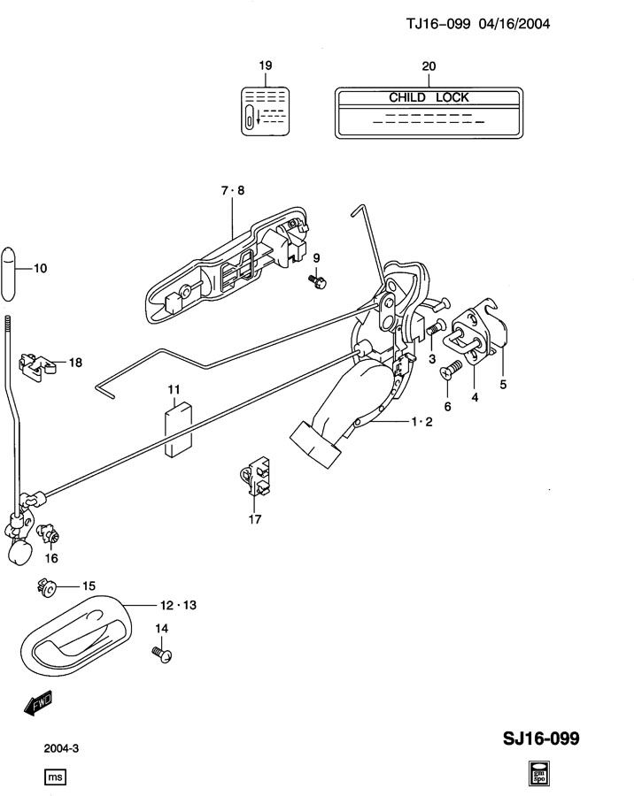 30012541  D Loc  Pinrr  Mechanism