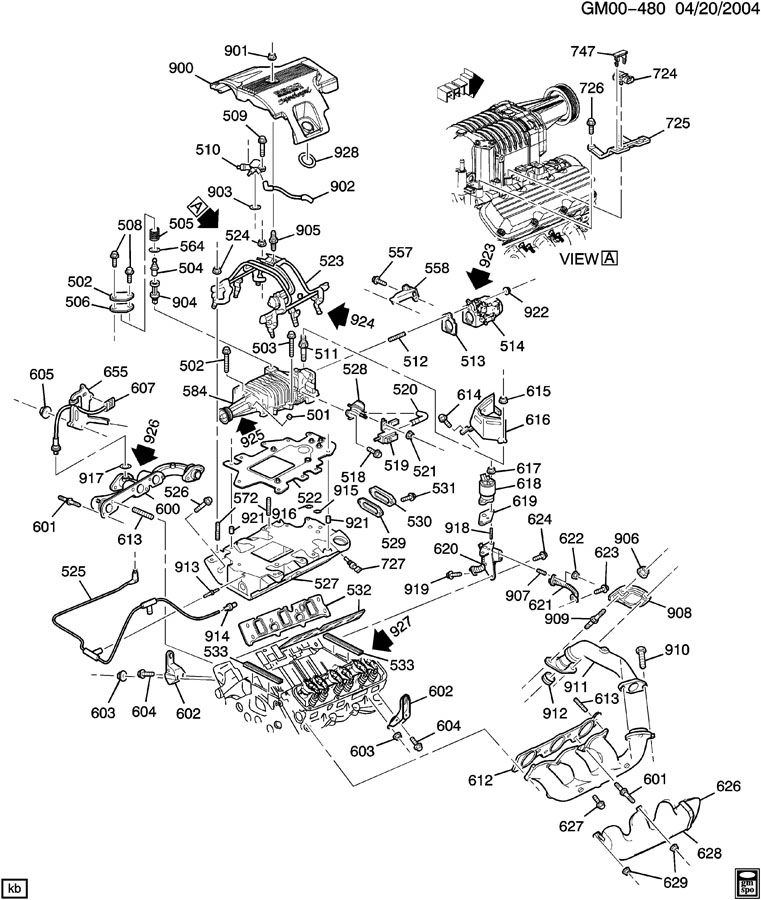 Servicing Gm S 3800 V6 Engines besides 95 Camaro 3 4l Wiring Diagram as well Ignition Switch Wiring Diagram For 97 Malibu moreover Pontiac Grand Prix Manual Transmission likewise 2011 Buick Regal Engine Diagram. on diagram besides buick lesabre engine on v6