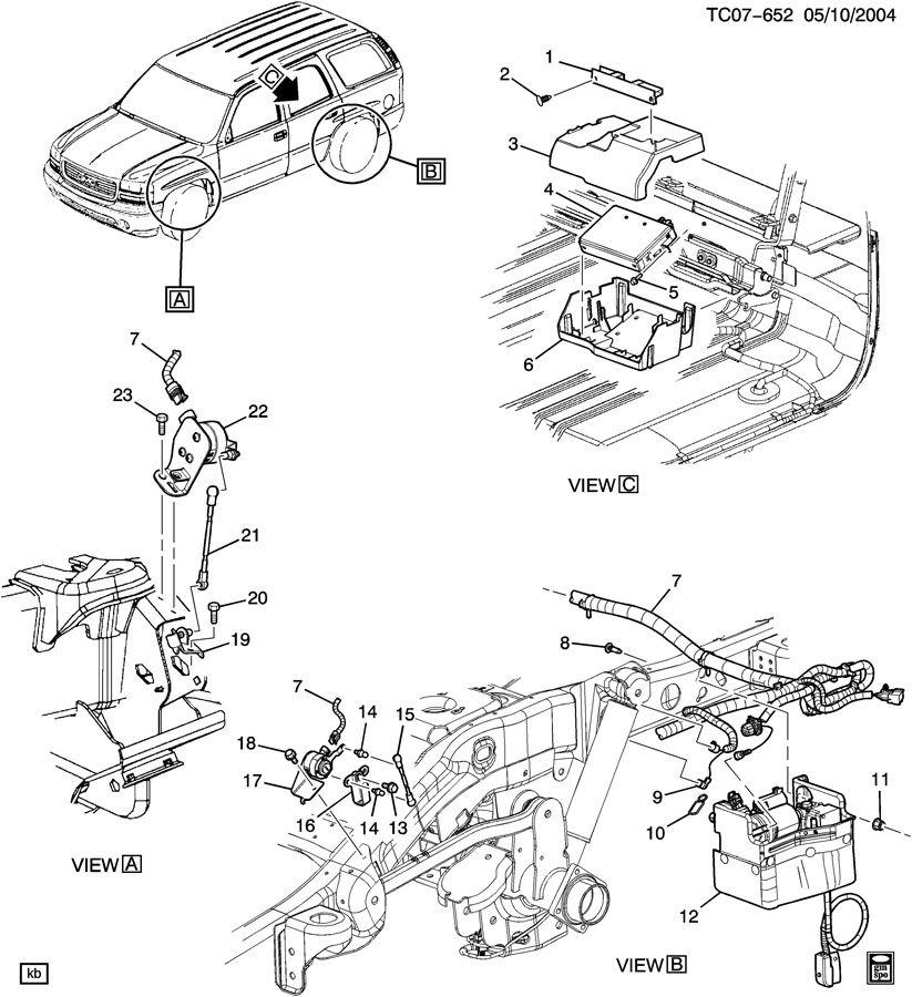 service manual  1999 cadillac escalade blower motor